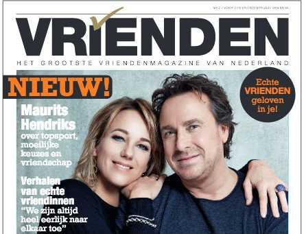 Opinie Nog Een Bn Er Met Eigen Magazine Oud Schaatsster Marianne Timmer Lanceerde Vorige Maand Vrienden Ze Bedacht Het Samen Haar Man