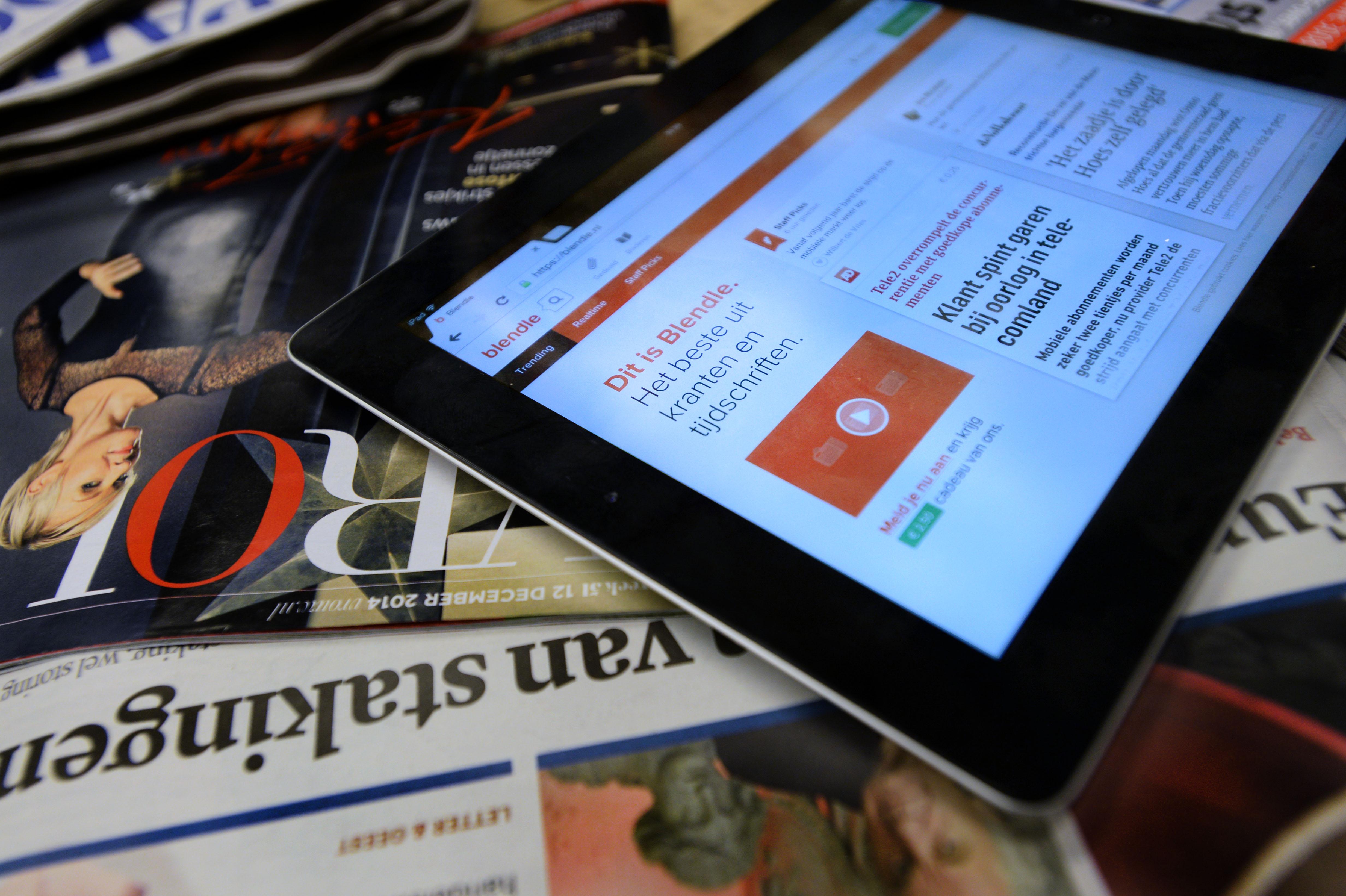 Villamedia Website Over Journalistiek