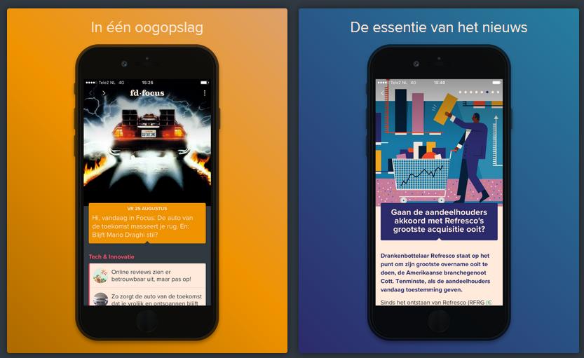 villamedia.nl - FD komt met eigen versie Blendle Premium