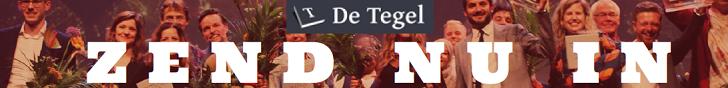 Inzenden Tegel 2019