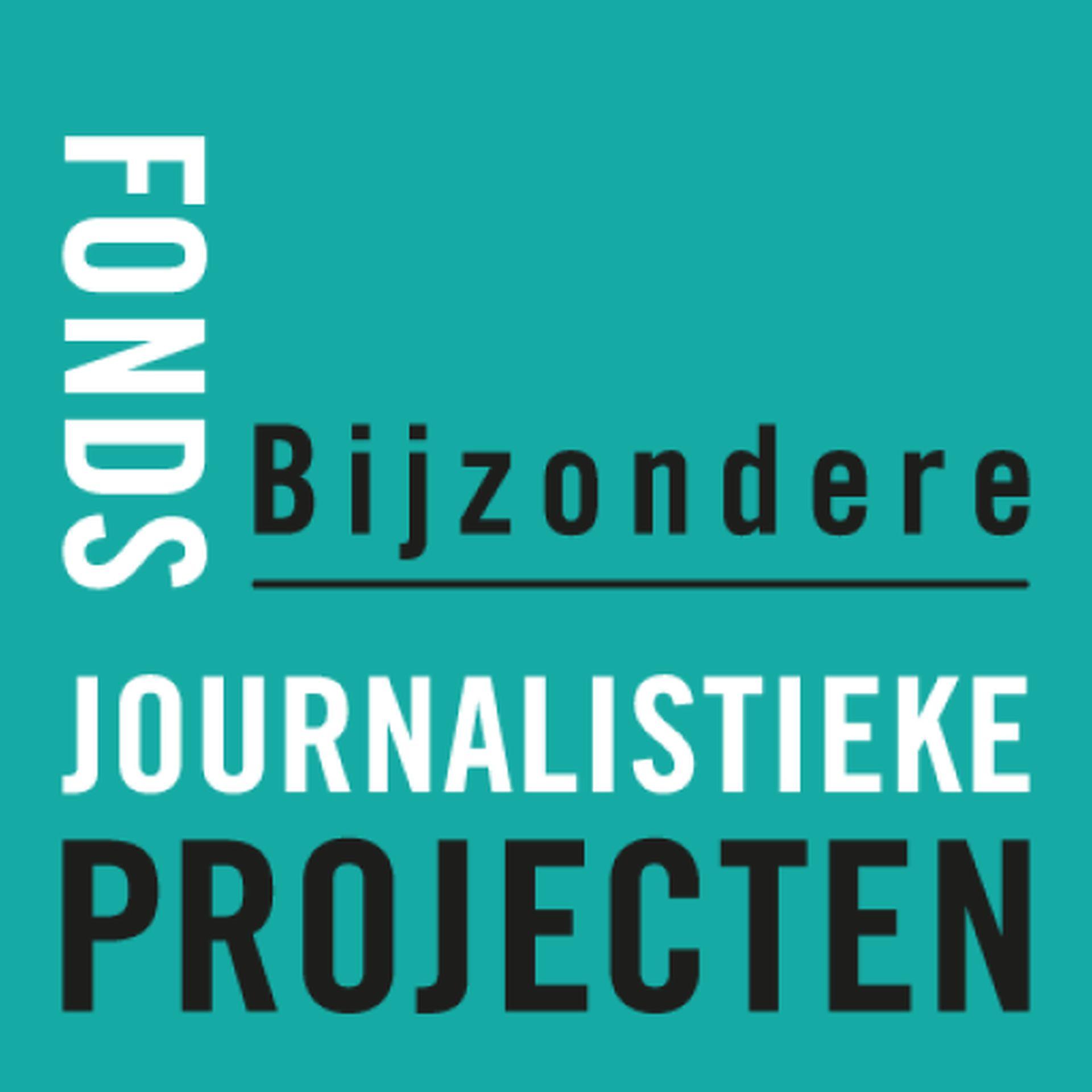 Afbeeldingsresultaat voor fonds bijzondere journalistieke projecten