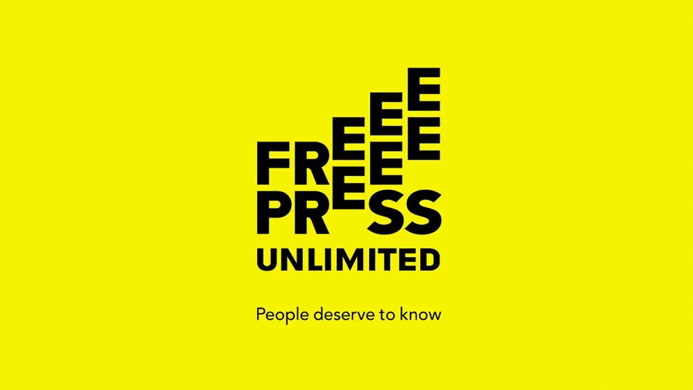Afbeeldingsresultaat voor free press unlimited