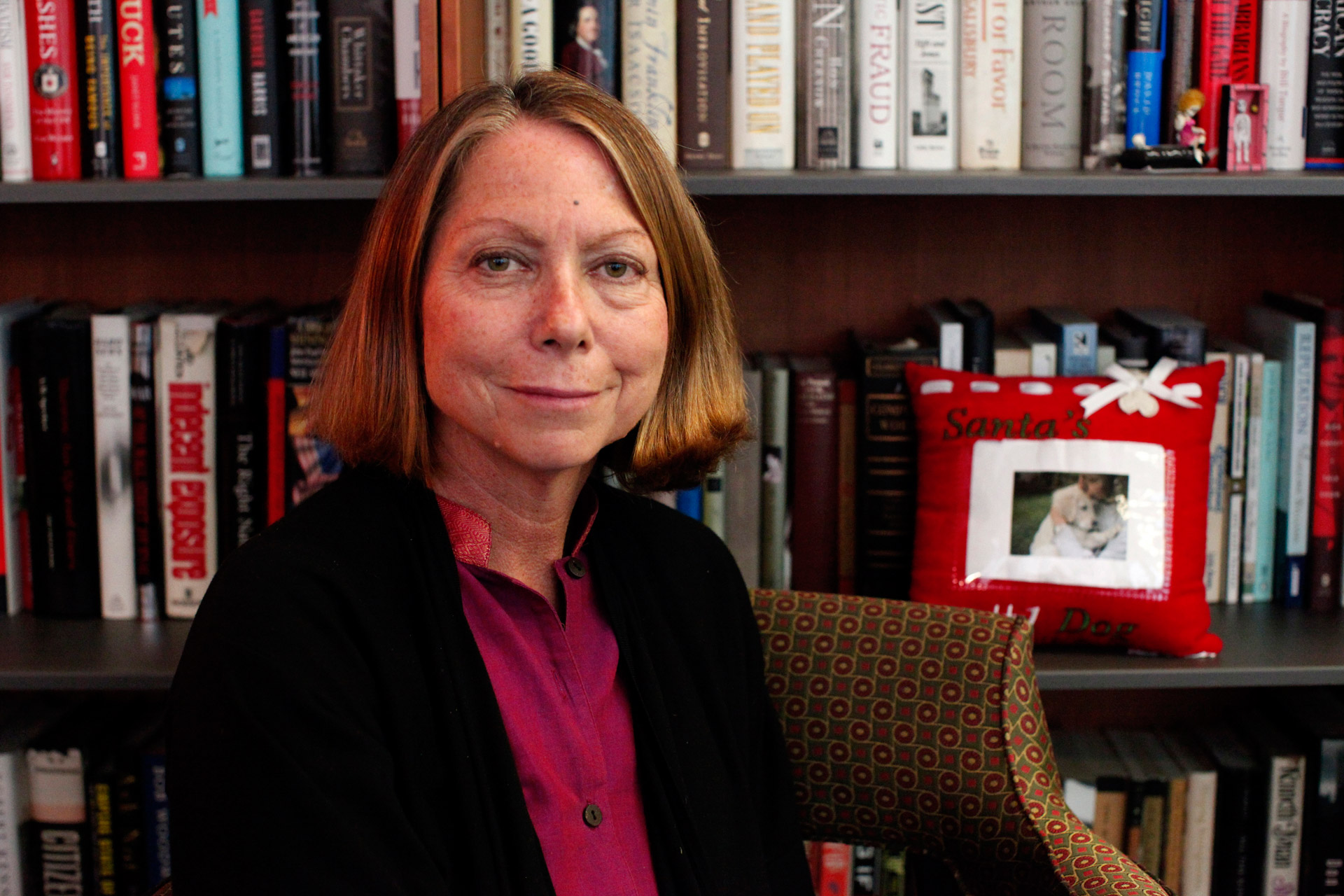 Merchants of Truth-auteur Jill Abramson | Kena Betancourt / Reuters