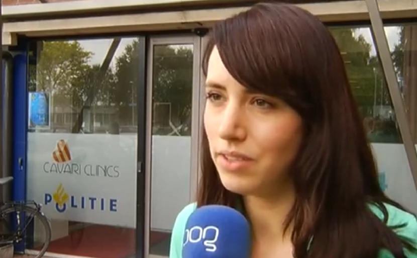journaliste doet aangifte van aanranding    villamedia